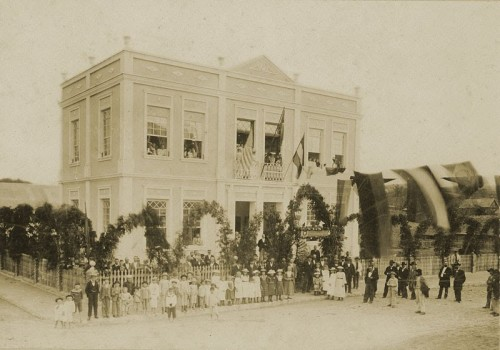 038 1ª Prefeitura 6 em 1904 - inauguração