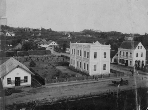 Conselho Municipal em 1905