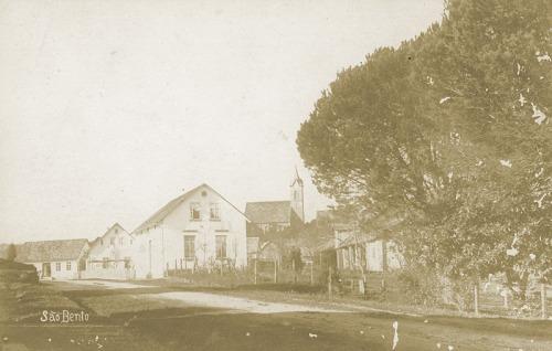 Rua Visconde de Taunay Calçadão 1