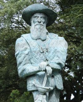 Balthazar Carrasco dos Reis, um dos pioneiros de Curitiba e proprietário de índios administrados.