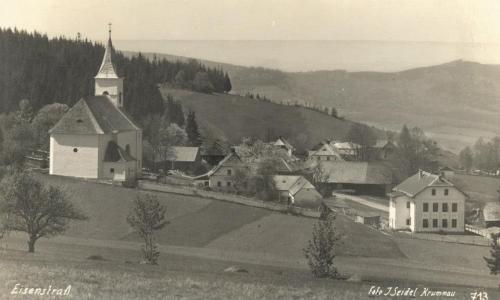 Eisenstrasse